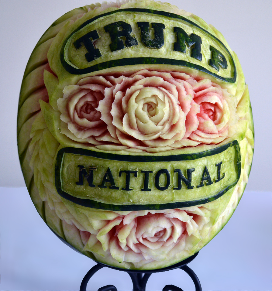 Lena s fruit and vegetable carving beautiful edible art for all